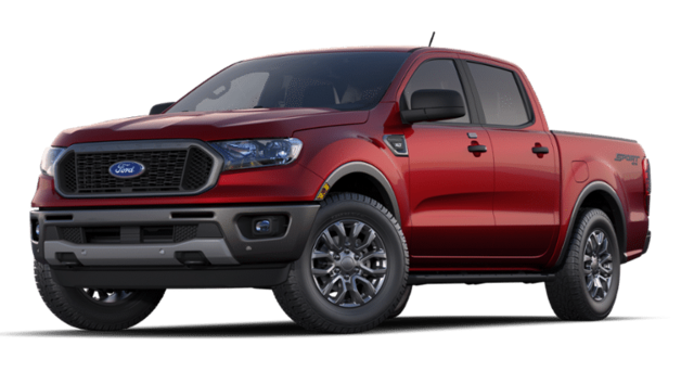 New 2020 Ford Ranger XLT Truck SuperCrew Grand Forks, ND